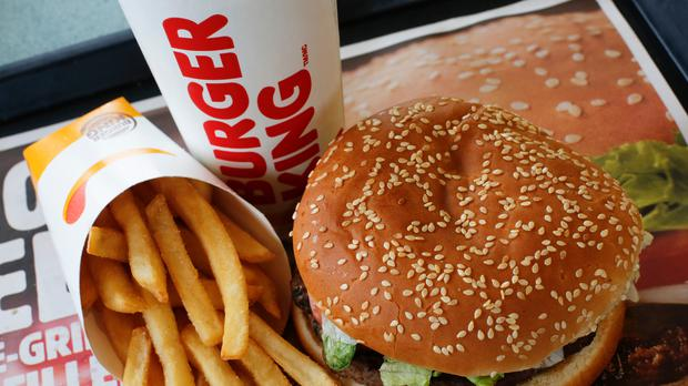 Burger King apologised for the offer (Gene J Puskar/AP)