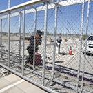 There has been controversy over the case of Sandra Sanchez who was detained for crossing the border illegally (Andres Leighton/AP)