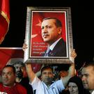 Recep Tayyip Erdogan is granted sweeping new powers by the election win (AP/Lefteris Pitarakis)