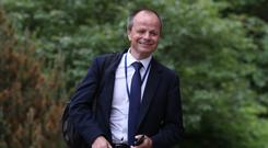 RBS's outgoing chief financial officer Ewen Stevenson is joining HSBC (Andrew Milligan/PA)