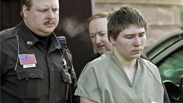 Brendan Dassey was convicted of rape and murder (AP)