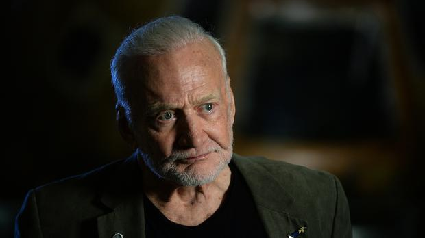 Buzz Aldrin is alleging misuse of his finances (Anthony Devlin/PA)