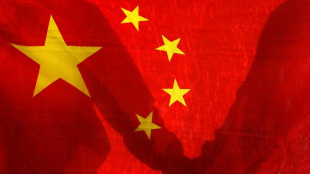 China has one of the world's largest shale gas resources (stock picture)