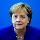 Angela Merkel had crisis talks with German interior minister. Photo: AP