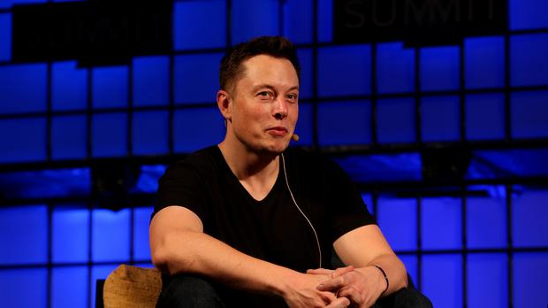 Elon Musk brainstormed how to help the boys (Brian Lawless/PA)