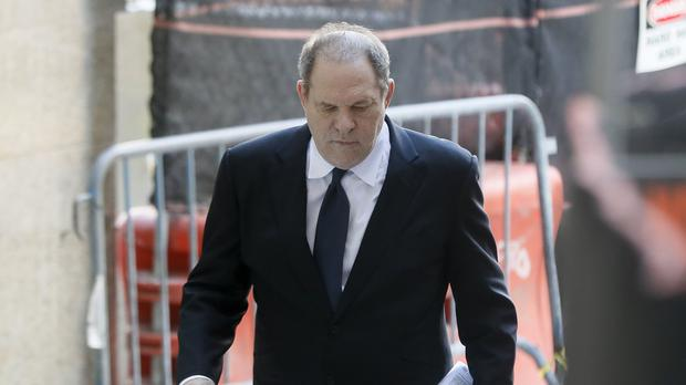 Harvey Weinstein pleads not guilty in third sex assault case