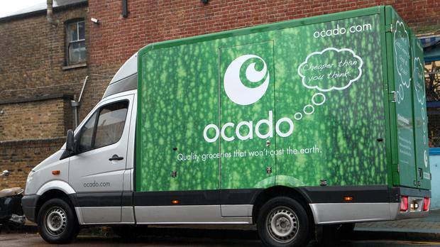 Online grocer Ocado has swung to a £9m half-year loss as it counted the cost of hefty investment in new warehouses and IT systems as it ramps up expansion plans (Katie Collins/PA)