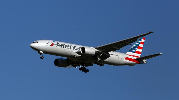 American Airlines said it will begin moving to what it called eco-friendly flatware (Steve Parsons/PA)