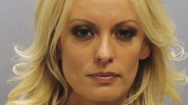 Stormy Daniels claimed she had sex with Donald Trump in 2006 (Franklin County Sheriff's Office/AP/PA)