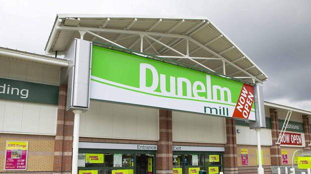 Dunelm's sales were knocked by weak footfall (Mike Cook/PA)