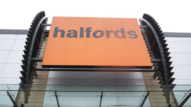 Halfords has poached Waitrose's finance chief (PA)