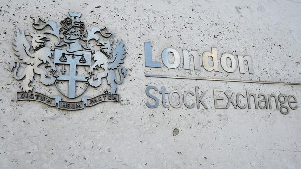 The pound rose towards the end of the day (Kirsty O'Connor/PA)