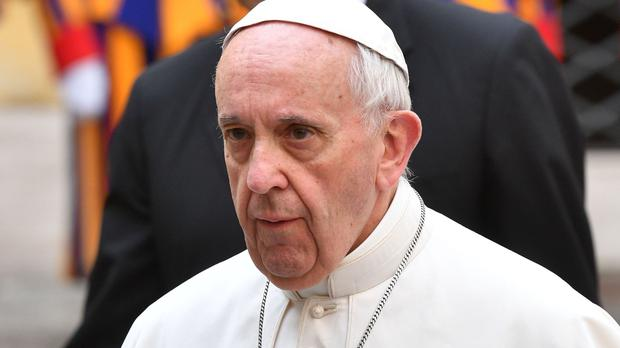 Pope Francis (PA)