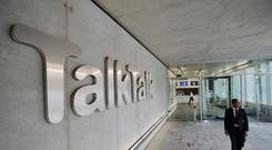 TalkTalk has posted first quarter results (PA)
