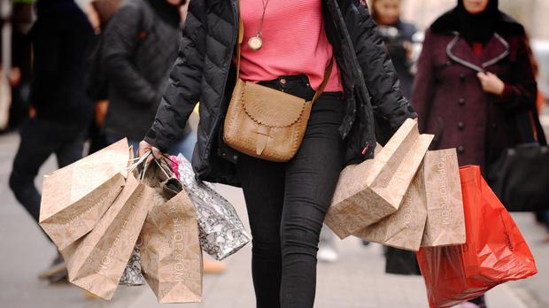 Shopping centre owners have been affected by retail administrations (Dominic Lipinski/PA)