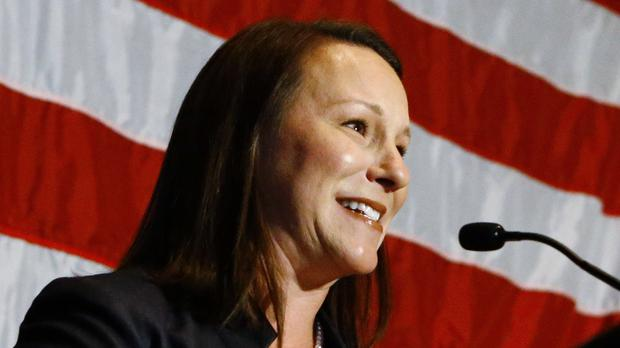 Martha Roby will go forward to the November vote (AP)