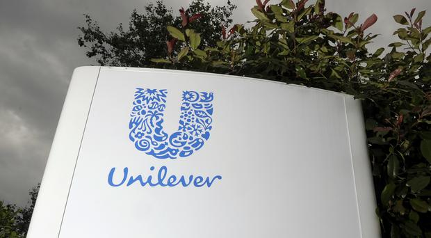 Unilever hands £2.7bn to investors as share buyback hits halfway point