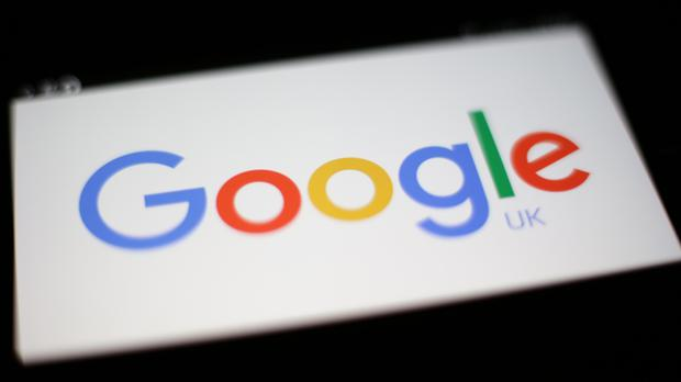 Google is reportedly working on a search engine for China (Yui Mok/PA)