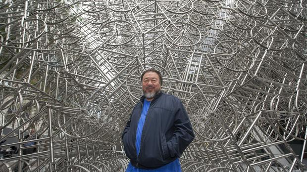 Ai Weiwei is a frequent critic of the Chinese government (PA)