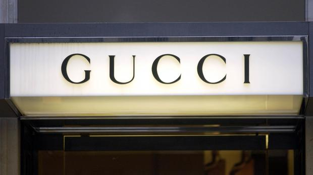 'No examination of Kering is complete without looking at its star brand, the revenue and profit engine Gucci.' (stock photo)