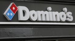 Domino's shares have fallen after the pizza firm said costs in its Norwegian business had taken a slice out of profits (Jonathan Brady/PA)