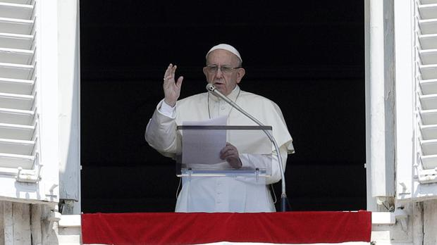Pope Francis is scheduled to visit Lithuania in September (Gregorio Borgia/AP)