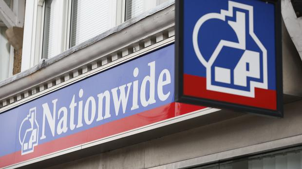 Nationwide has warned of 'intense competition' and a subdued housing market in the months ahead (Jonathan Brady/PA)