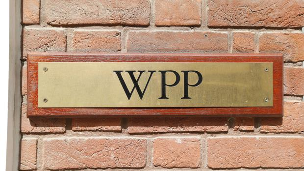WPP made headlines in recent months following the departure of its former boss Sir Martin Sorrell (Jonathan Brady/PA)