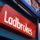 The FAI's deal with official betting partner Ladbrokes is due to end this year. Photo: PA