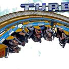 The FTSE has been on a rollercoaster ride (Gareth Fuller/PA)