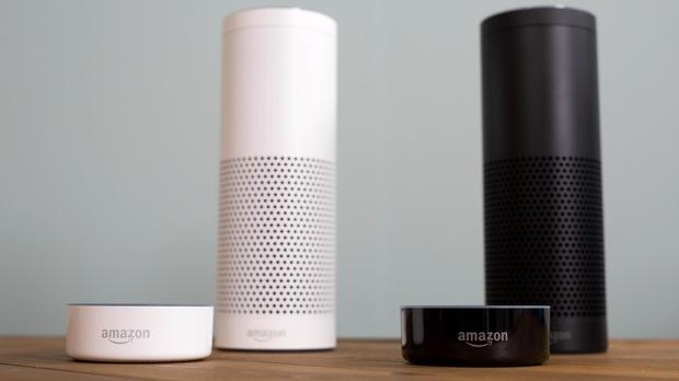 Alexa has proven a huge hit for the booming online retailer (David Parry/PA)