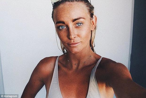 Tragic: Sinead McNamara Photo: Instagram