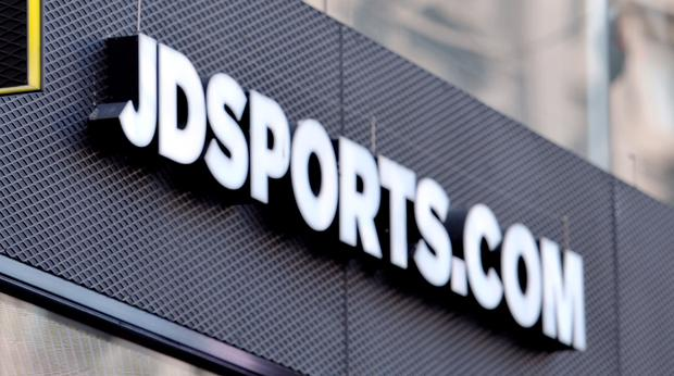 Retailer JD Sports has notched up record half-year results as profits jumped by nearly a fifth despite a tough retail market and weather hit during the heatwave (Nick Ansell/PA)