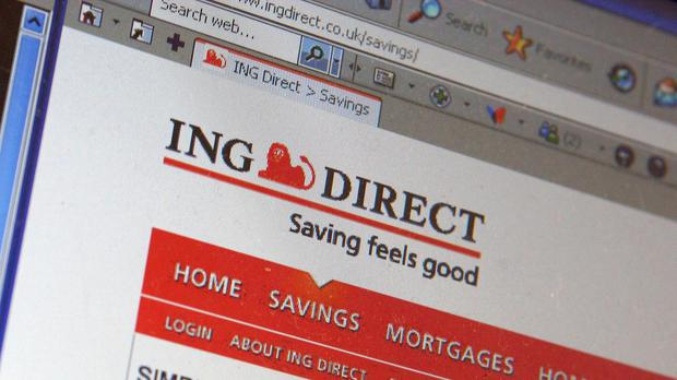 ING paid 775 million euros (£690 million) to settle the case (Steve Parsons/PA)