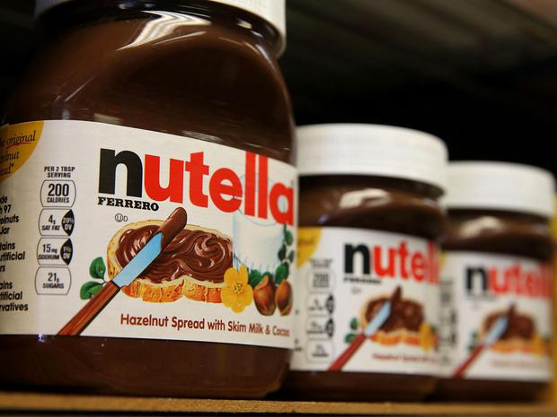 'If you can't control yourself around the Nutella jar late at 1am in Dublin, it's likely this will remain a problem for you when you move to Limerick.' Photo: Getty