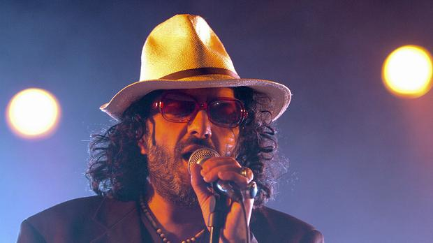 Algerian singer Rachid Taha has died in Paris (Sandro CampardoAP)