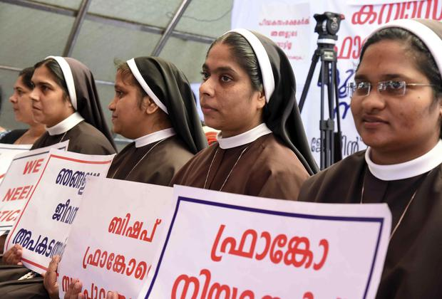 Local Politician Calls Nun 'Prostitute' After Bishop Arrested for Raping Her