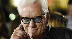 James Woods has been locked out of his Twitter account (Chris Pizzello/Invision/AP)