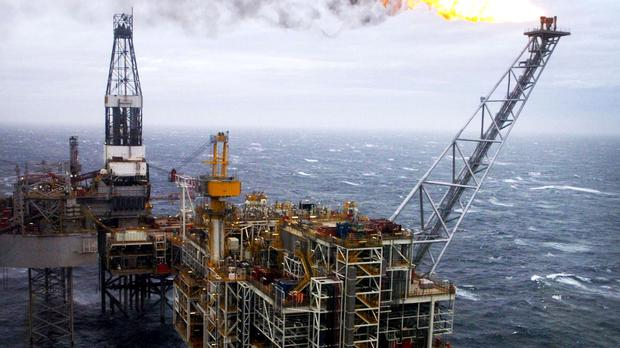 Total's production in the UK comes mainly from fields located offshore in three major zones (Danny Lawson/PA)