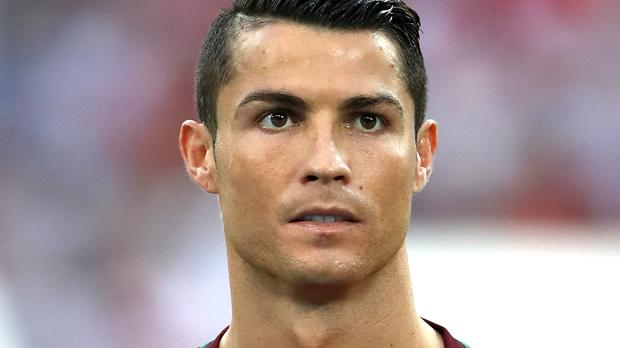 Portugal's Cristiano Ronaldo has denied the allegations (Nick Potts/PA)
