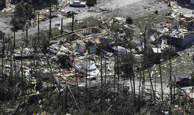 Hurricane Michael Aftermath | Searchers find another body