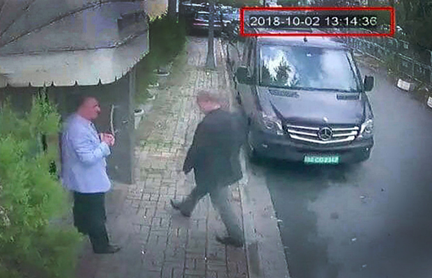 Turkish officials will today search Saudi consulate over Khashoggi