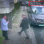Footage: Journalist Jamal Khashoggi walking into the Saudi Consulate on Tuesday, October 2