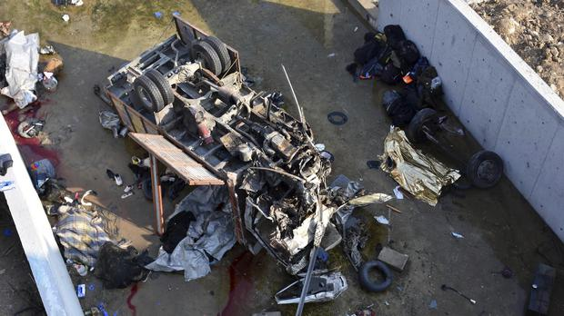 Truck crash in Turkey leaves 22 migrants dead - Independent ie