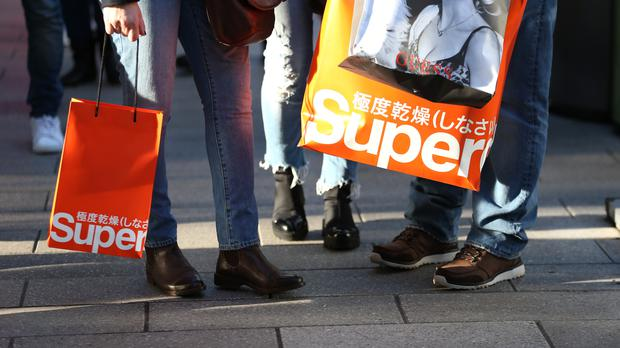 Superdry is known for winter jackets and coats (PA)