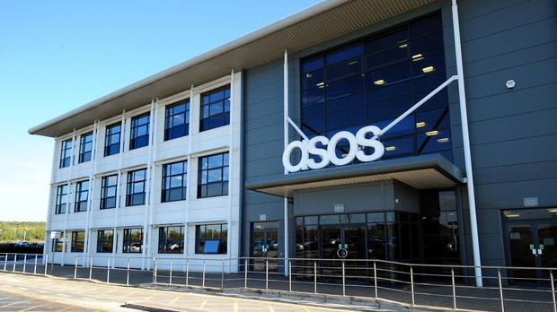 Asos has a new finance chief (Rui Vieira/PA)