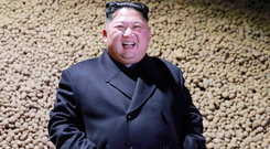 Kim Jong-un: Women's voices silenced by his dictatorship. Photo: AFP/Getty Images
