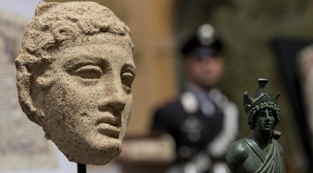 Italy paints dark future for theft of art treasures as it brings in new penalties