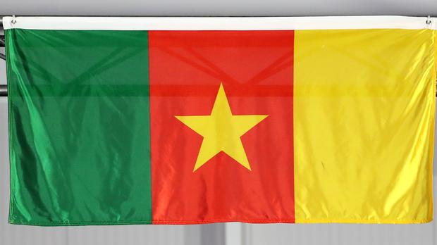 The flag of Cameroon (Danny Lawson/PA)