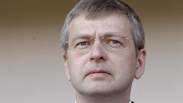 File picture of the president of AS Monaco, Dimitri Rybolovlev (Lionel Cironneau/AP)